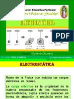 Teoria de Electrostatica