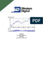 Western Digital Financial Analysis