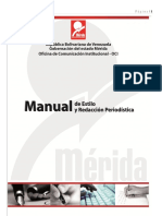Manual de Estilo OCI