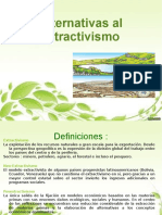 Alternativas al Extractivismo.ppt