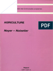Agriculture Noyer