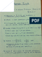 Examen de Vectores 1º Bachill.