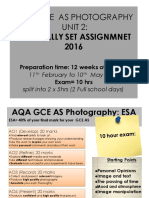 gce as photo question ppt 2016