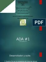 ADA #1 B1