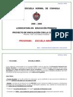 Benc Proyecto Esc Amiga Marzo 2010