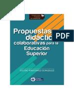 colaborativas para la Educación Superior