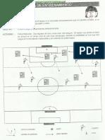 Fichas de Entrenamiento Fútbol
