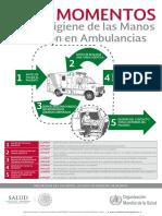 5 Momentos Ambulancia