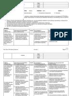 Plan de Clase 2014 MATEMATICAS 11 Periodo 1