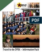 North Korea Tour Info Pack