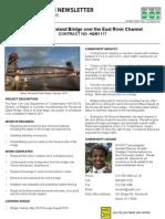 Roosevelt Island Bridge Spring Newsletter