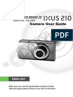 Powershot Sd3500 Is