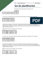 Guia Ejercicios Planificacion - 2011