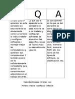 SQA Instala y Configura Software