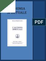 Alchimia Spirituale