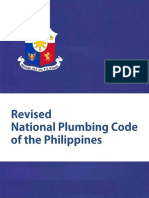 Revised National Plumbing Code of the Philippines (1)