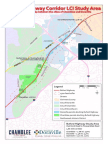 Buford Hwy Study Area (From Application)