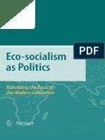 Qingzhi Huan - Eco-socialism as Politics