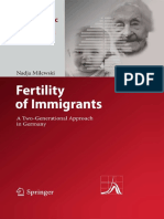 Dr. Nadja Milewski - Fertility of Immigrants