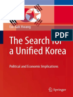 Eui-Gak Hwang - The Search for a Unified Korea
