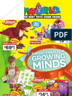 Expert Finds for Growing Minds