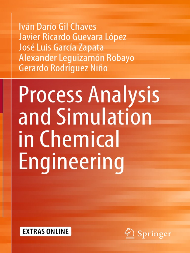 Process analysis and simulation in chemical engineering2015 process analysis and simulation in chemical engineering2015 computer simulation equations fandeluxe