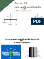 ANS-Receptors Overview - MIS E jurusan pendidikan dokter umum fakultas kedokteran universitas sriwijaya