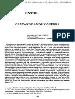 1811 José Manuel Cárdenas, Soldado Santafé - Cartas Con Su Familia y Amigos