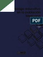 Rezago Educativo México 1980 2010