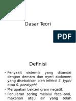 Dasar Teori Tifoid.pptx