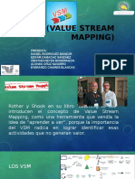 Vsm (Value Stream Mapping)