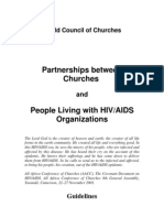 HIV and AIDS policy