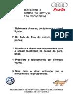 PROCEDIMENTO PARA HABILITAR TELECOMANDO DO AUDI antigo.pdf