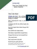 Kumpulan Puisi Sufi1