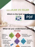 Secular vs Islam