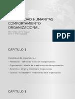 Comportamiento Organizacional - Robbins 13ed- Resumen