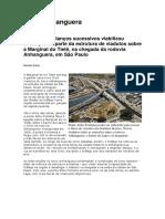 Trevo Anhanguera-Revista Techne