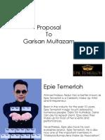 Proposal_Epie and Fara
