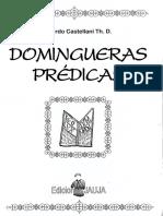 Castellani - Domingueras Predicas 1 - Castellani