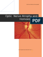 Optic Nerve Atrophy and Homoeopathy