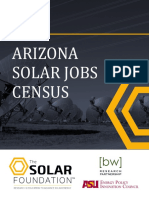 Arizona Solar Jobs Census 2015