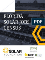 Florida Solar Jobs Census 2015