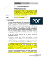 2.- Modelo de Informe Tecnico