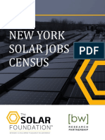 New York Solar Jobs Census 2015