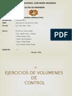 Volumen de Control