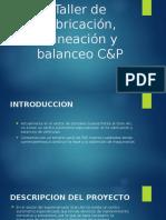 Talle Lubricación, Alineación y Balanceo C&P