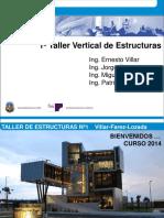 Arquitectura y Estructura Cargas