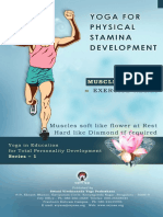 Yoga for Physical stamina