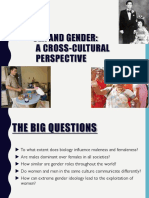 6. Sex and Gender