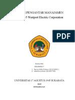 Tugas SPM Kasus 4-5 Westport Electric Corporation